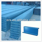 Z Section color coated galvanized steel beam