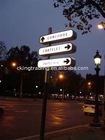 Outdoor Public Advertising Signboard Direct Sign