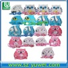 Waterproofed High grade Silicone Swimming Caps to protect hair for Kids