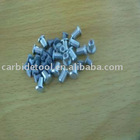 tungsten carbide anti-skid nails/pins