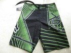 2012 FOX Awesome Mens Boardie Shorts BoardShorts A12#green SZ 30-38