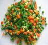 New crop IQF frozen mixed vegetables