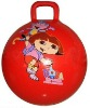 kids animal jumping ball with handle