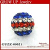 High quality shamballa beads bracelet 2012