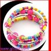 Wood bead kid's Bracelet GBR21198C