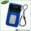 Blue Waterproof Mobile Phone Dry Bag