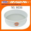 baking & pastry tools-Plastic-40CM Round Plastic Flour Sifter-Bakest-8035#