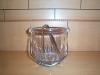 glass ice bucket,glassware