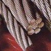 steel wire rope (galv. or ungalv. or pvc )