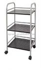 Metal Hand moving display cart (G-DC027)