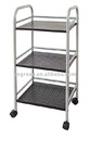 Metal Hand moving display cart (G-DC027)