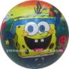 SpongeBob inflatable ball