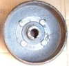 Tricycle parts rear brake drum