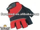 China half finger bicycle gloves