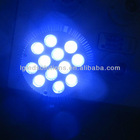 New Dimmable 12*2W LED Aquarium Light