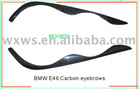 Carbon eye lid for B*M*W E46
