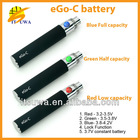 2012 hot selling changeable atomizer system ego c e cig