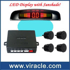 Canton Fair Booth: 2.1Y88 - New Model Parking Sensor with Sunshade LED Display VP-250