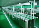 2012 News! LED Bulb Packing Line with green belt color