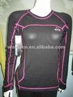 merino wool sports underwear top for women
