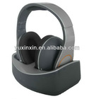 universal rf wireless headphones custom,with new frquency 863MHZ/916MHZ ,for TV/CD/DVD/VCD/MP3/MP4/PC/