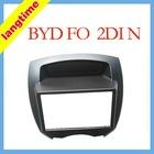 car refitting dvd audio frame/DVD bezel/console for BYD F0