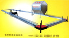 agricultural poultry chain feeding system