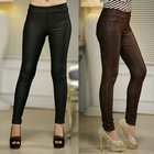 Spandex denim style leggings fashion 2012