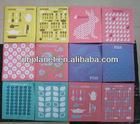 Printed Cellulose Sponge Dish Cloth/Wipe