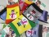 snowman socks wholesale ,cartoon style socks of boy and girl socks