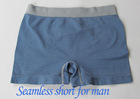 Men's Microfiber Seamless Boxer Briefs