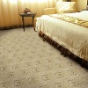 Economic hotel wall to wall carpet