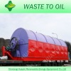 newest technology waste tyre recycling machine