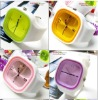 2011 Colorful Silicone Jelly Watch