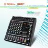 KOTV KT-6USB best seller of 6 channel power audio mixer