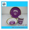 High quality Melamine dinnerware set