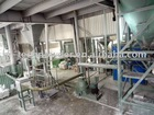 calcium carbonate coating line
