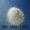 White corundum abrasives
