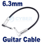 6.3mm Mono Guitar Cable