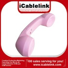 bluetooth retro Phone Handset for Apple iPhone 4G 3G 3Gs