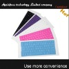2012 best hot selling keyboard silicone for macbook keyboard cover color,For Apple MacBook 13.3,15.4