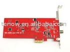 PCIe DVB-S2 Dual TV Tuner unicable card
