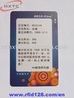 Rewritable Visual Card