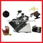 Heat press transfer machine 5 in 1