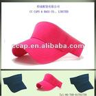 fashion summer adjustable sun visor hat cap ccap-0301