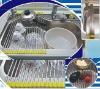 multi-functional metal kitchen shelf,kitchen wall shelf,mesh kitchen shelf