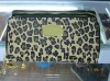 Leopard wallets purse for women