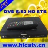 hot sale HD DVB-S mpeg2/4 set top box