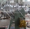 pe pipe making equipment