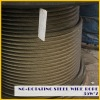 35W*7 no-rotating steel wire rope with many layers(Ungalvanized and galvanized)